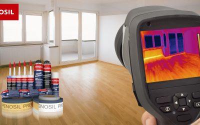 PENOSIL – un mare detaliu pentru a obține clădiri eficiente energetic
