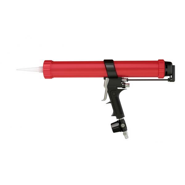 Pistol Profesional pneumatic pentru siliconi Premium Sealant Pneumatic Gun 300-600ml