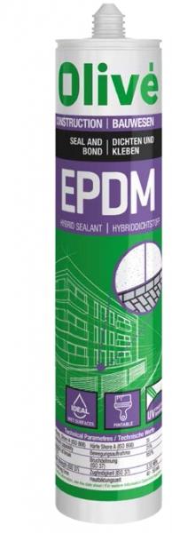Adeziv pentru benzi de etanșare EPDM