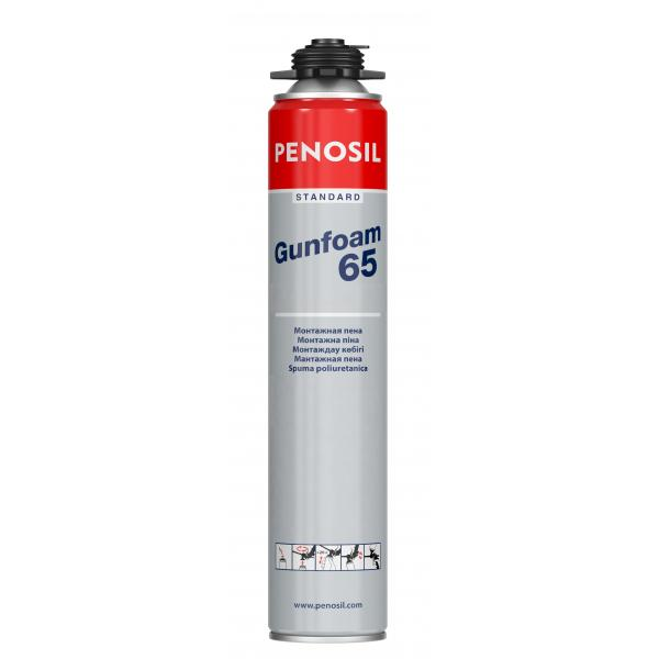 Spumă poliuretanică Standard GunFoam 65 0