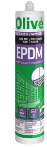 Adeziv pentru benzi de etanșare EPDM Olivé EPDM Adhesive, 600ml