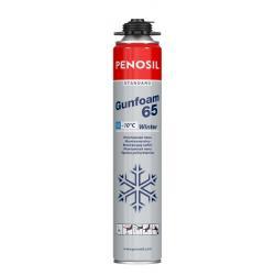 Spumă poliuretanică de iarnă Standard GunFoam 65 Winter, 860ml