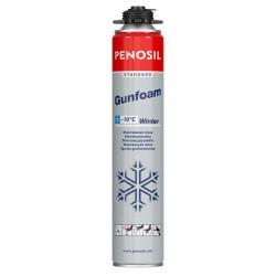 Spumă poliuretanică de iarnă Standard GunFoam Winter, 750ml
